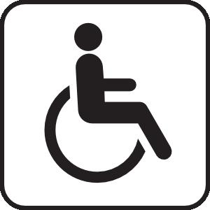 Wheel Chair Clip Art