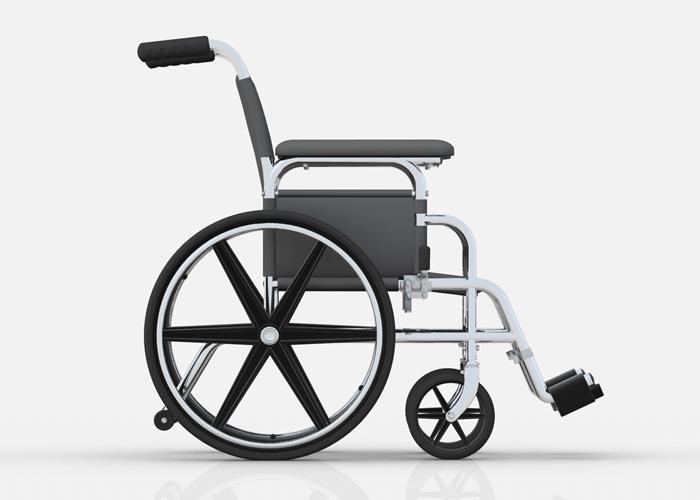 Wheelchair clipart the cliparts