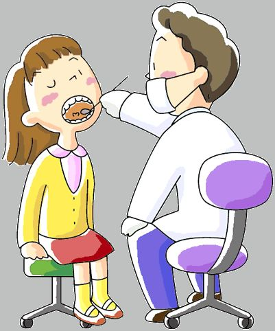 Whether you are 7 or 87 it is important to see your #dentist regularly to