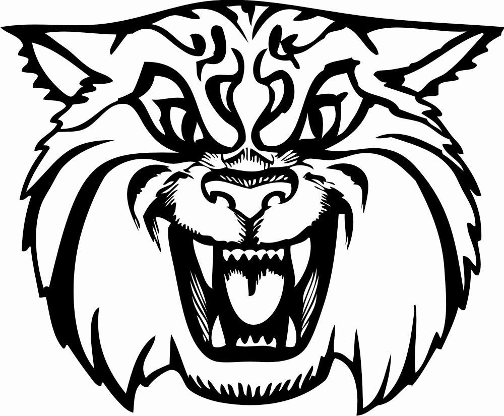 Wildcat Clipart Wildcat Logo 108171 Jpg