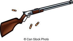 Winchester rifle gun .