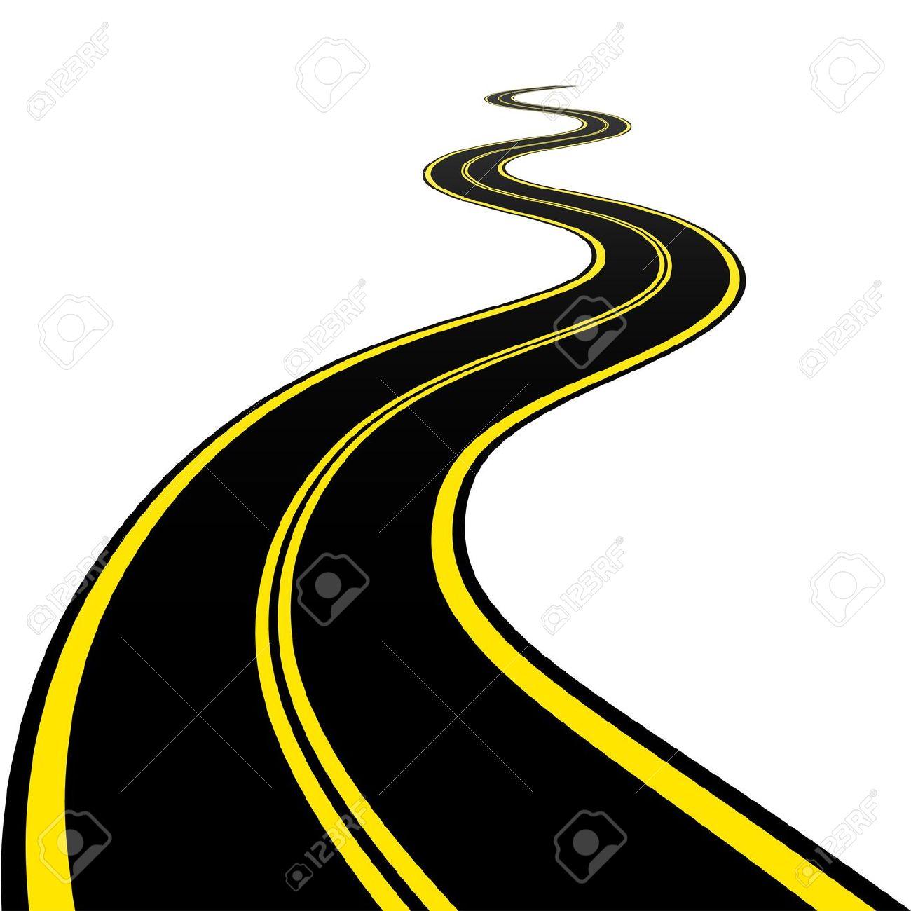 winding road: Winding road