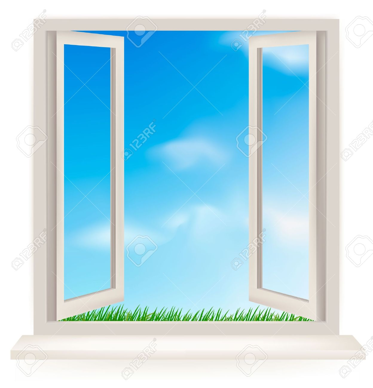 Window clip art images free clipart images