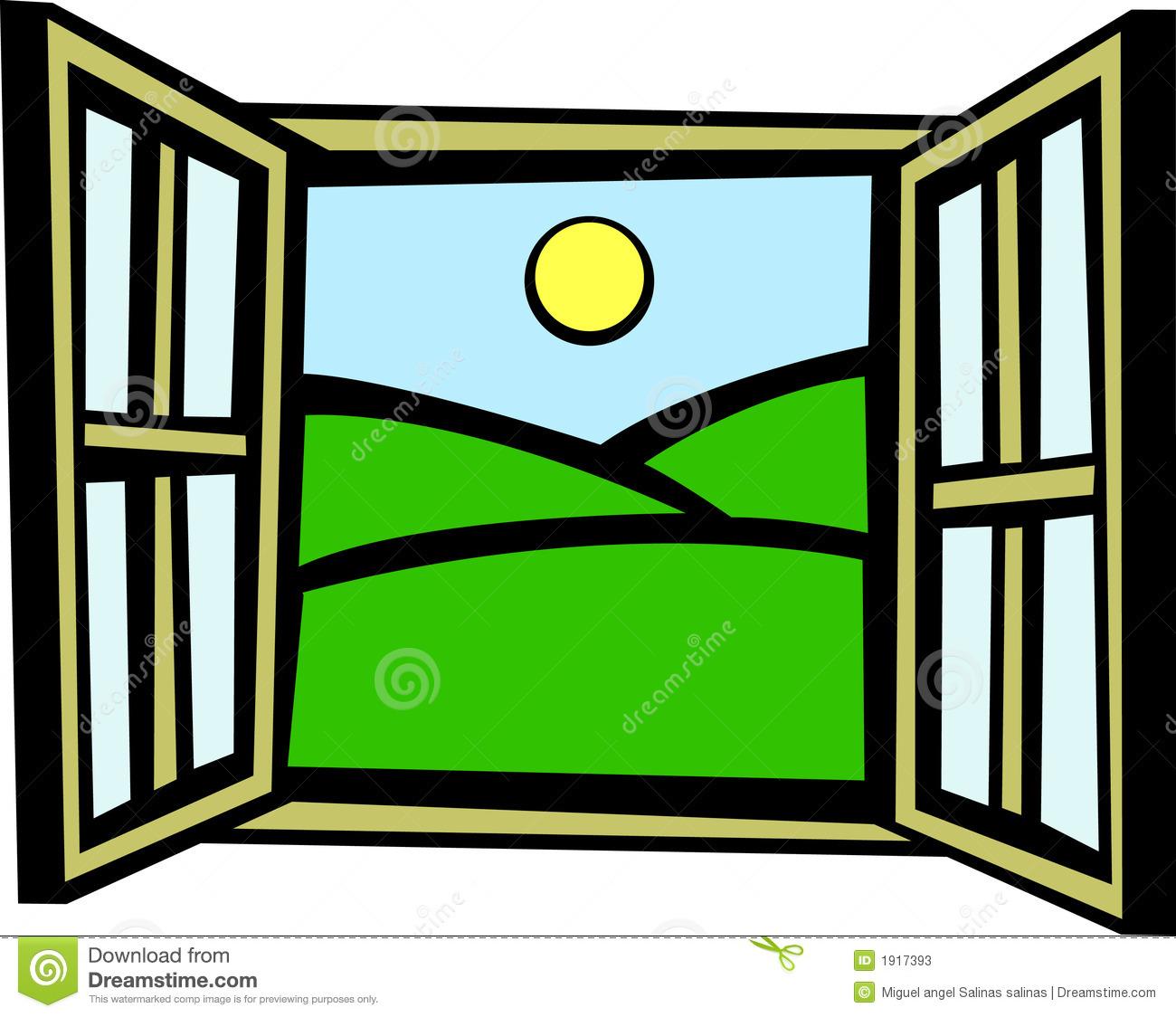 Window Clipart Outside Window