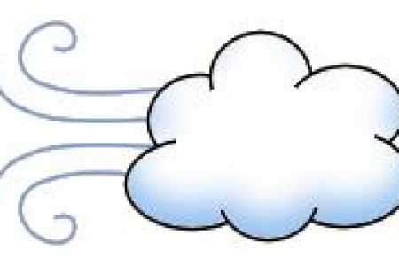 450x300 March Windy Weather Clipart Clipart Kid, Cloudy Wind Clip Art