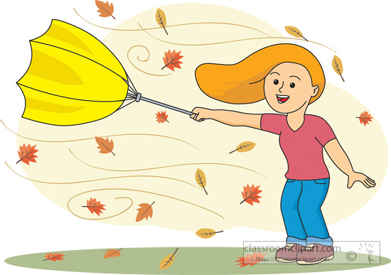 Clipart Windy