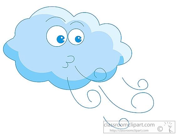 windy clip art windy cloud clipart wikiclipart clipart