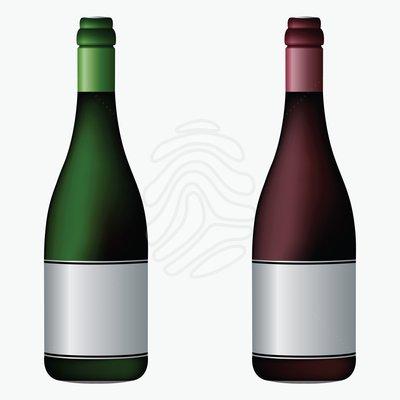 Wine Bottle Clipart 13
