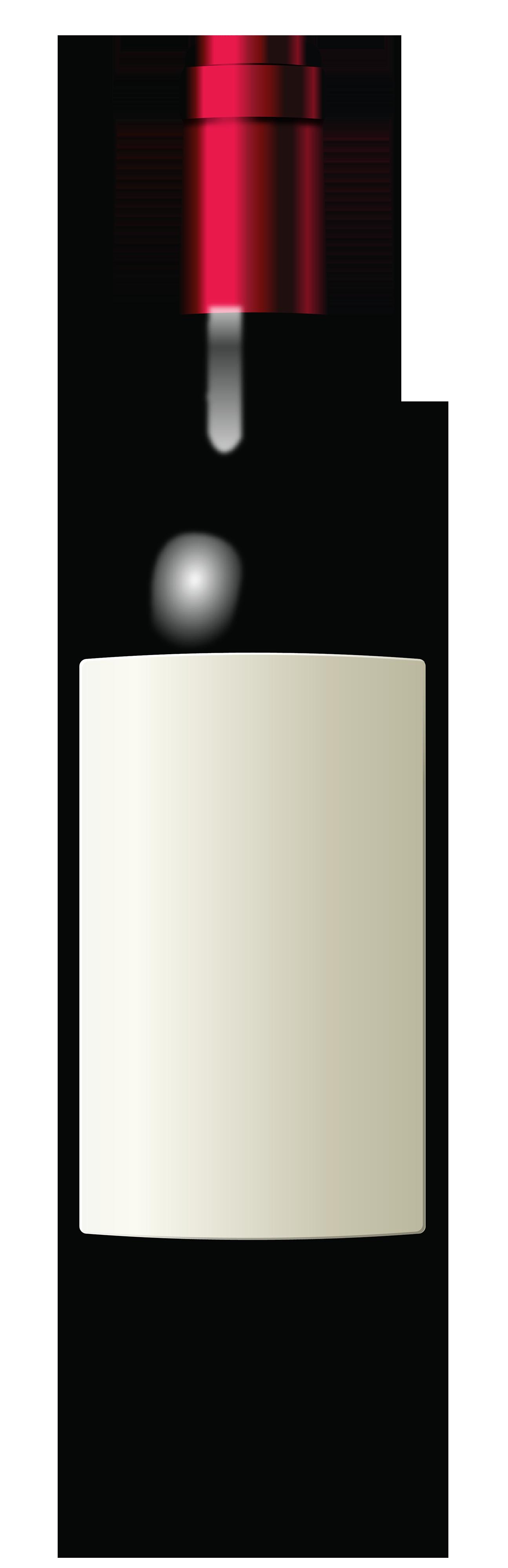 Wine bottle clipart the .