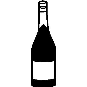 Wine bottle wine clip art image