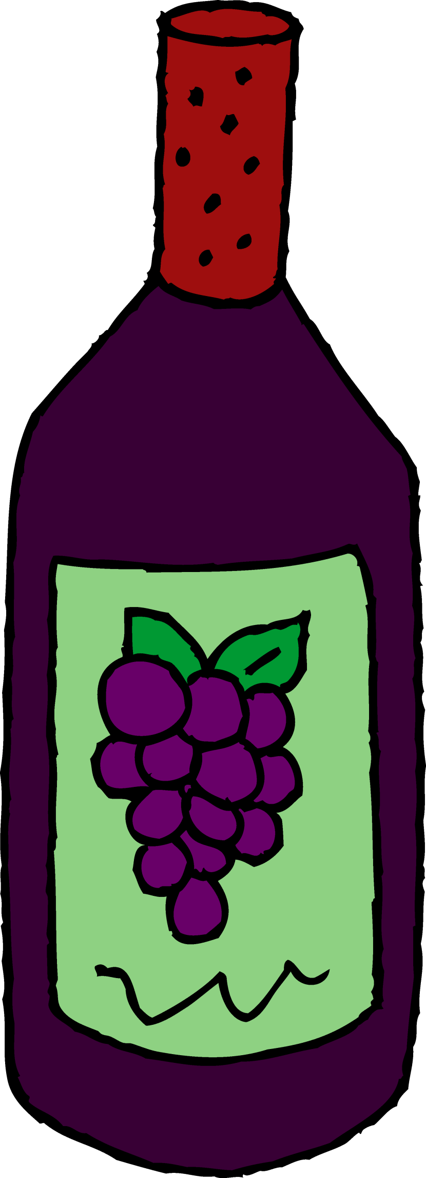Wine clipart images for personal use