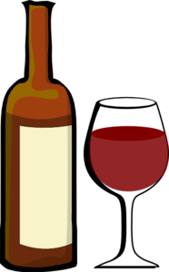 Red Wine Clipart