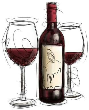 Wine clipart ClipartLook.com .Cool!