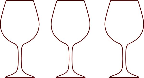 Wine Glass Clipart-hdcliparta - Wine Glass Clipart