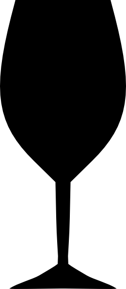 Wine Glass Clipart this image as: