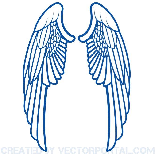 Wings Clip Art Free Vector free download