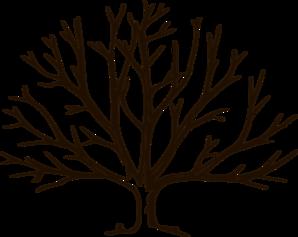 winter trees clipart - Winter Tree Clip Art
