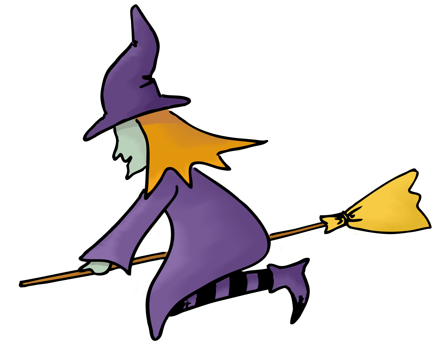 Witch Clip Art Free Clipart Panda Free Clipart Images