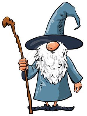 wizard clipart