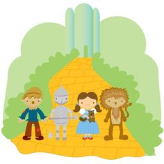 Art u0026 Doodles - Wizard Of Oz Clipart