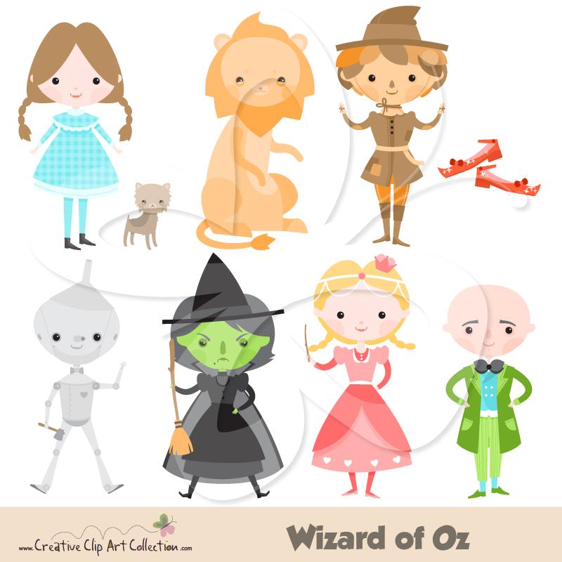 Clip art · Wizard of Oz hdclipartall.com