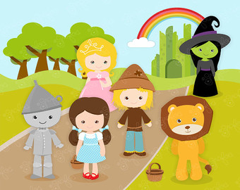 Wizard of oz clipart clipart 2