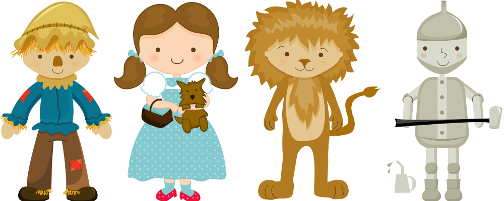 Wizard Of Oz clipart animated - Wizard Of Oz Clipart