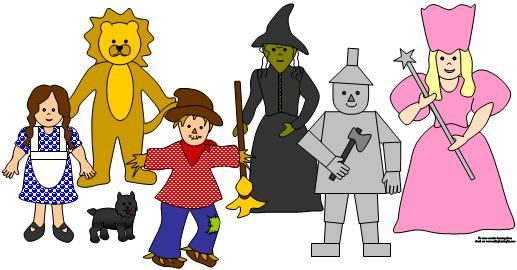 Wizard of oz clipart yellow brick road free 2