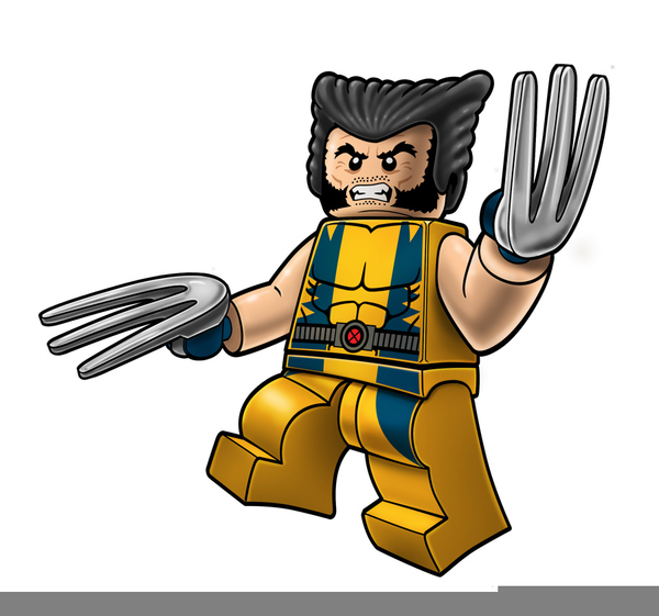 Wolverine Clipart this image as: