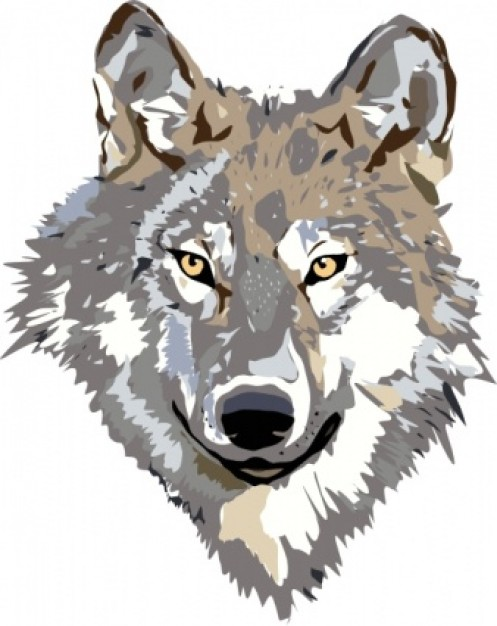 Clipart Wolves Clipart