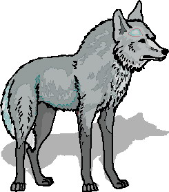 Wolves Clipart #1