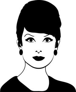 Woman women clip art free free clipart images 2