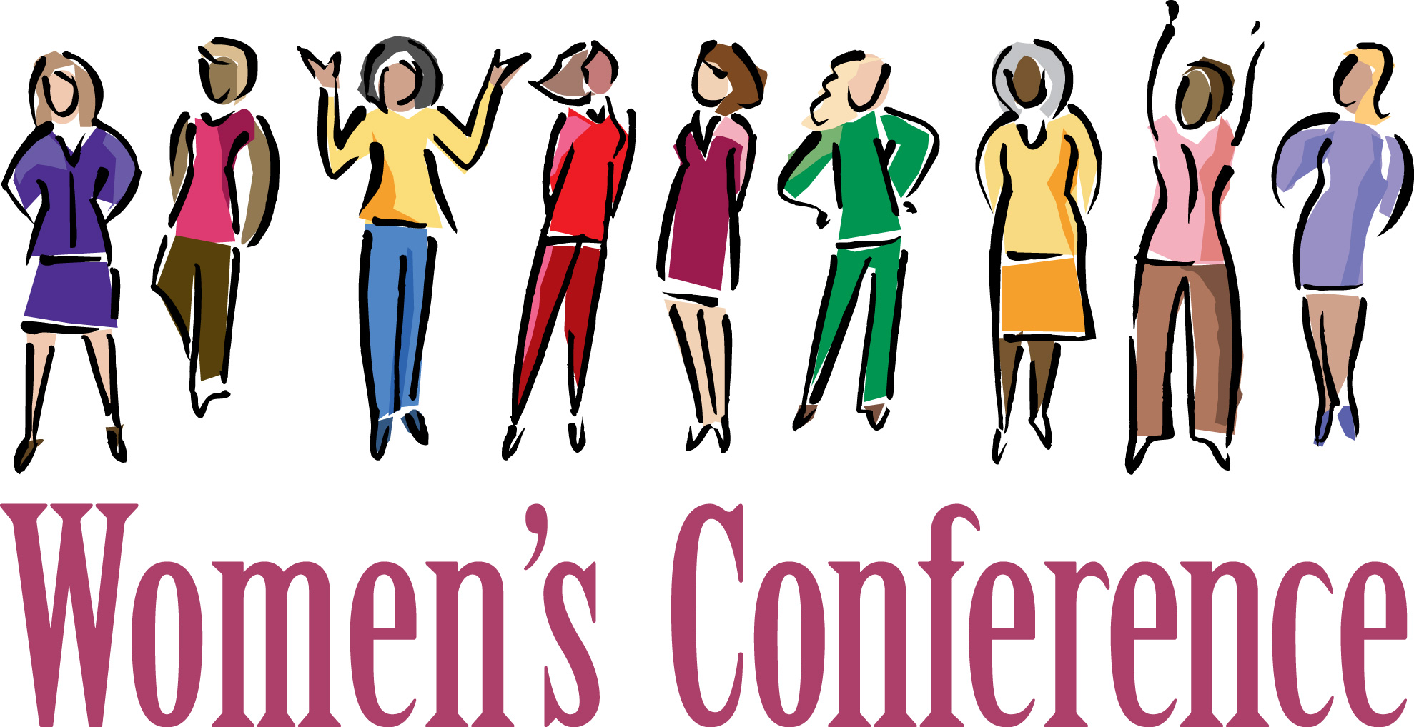 church women conference clipart