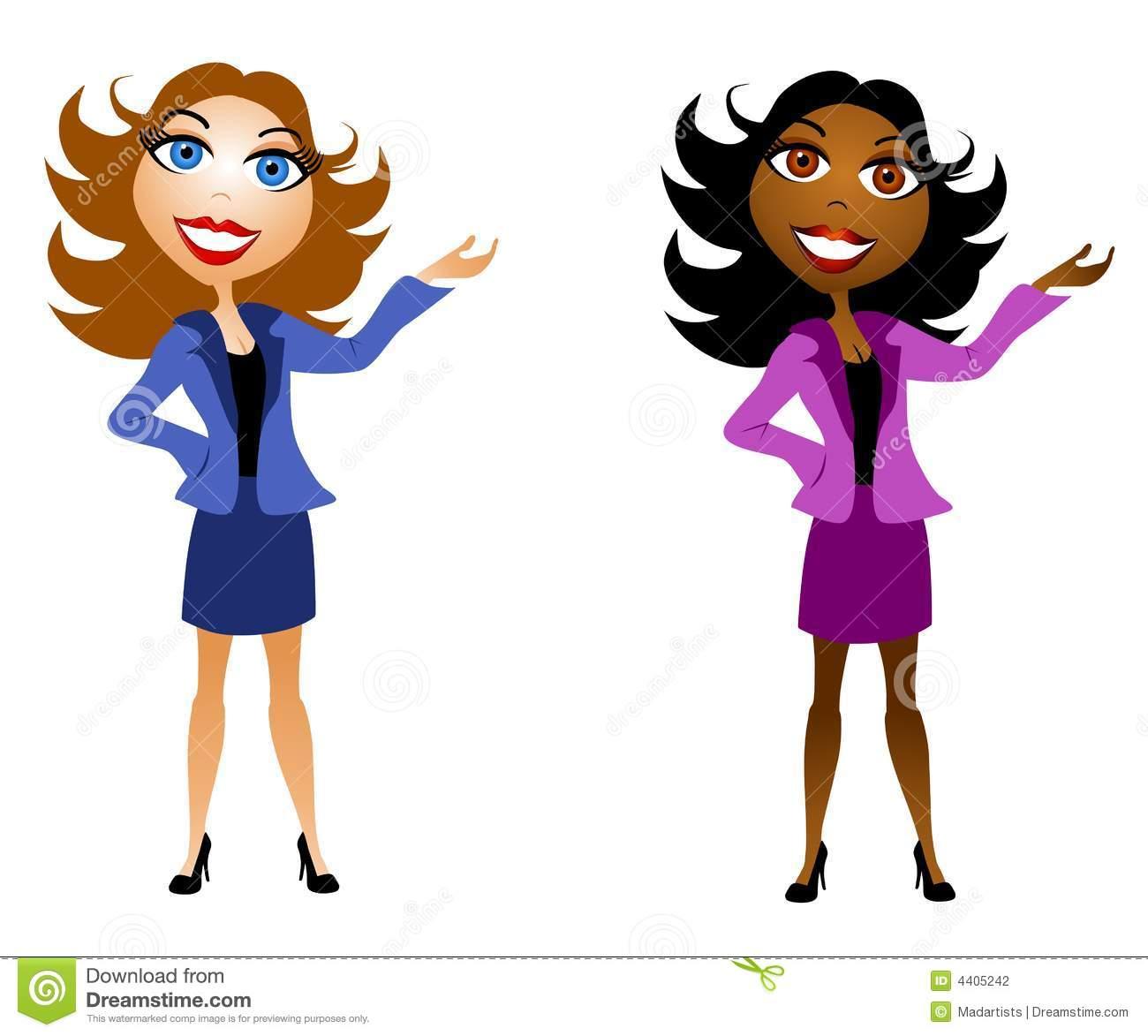 Women clipart business woman #4