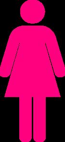 Women S Bathroom Clip Art