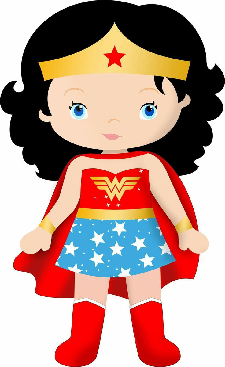 Found on Google from pinteres - Wonder Woman Clipart