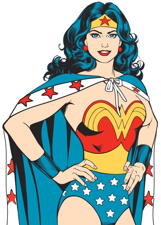 Wonder Woman Based On.png - Wonder Woman Clipart