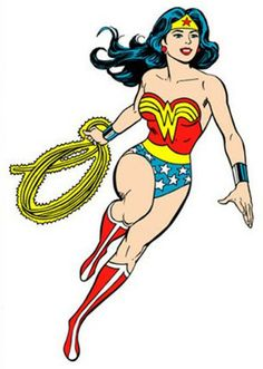 Wonder Woman Clipart #1