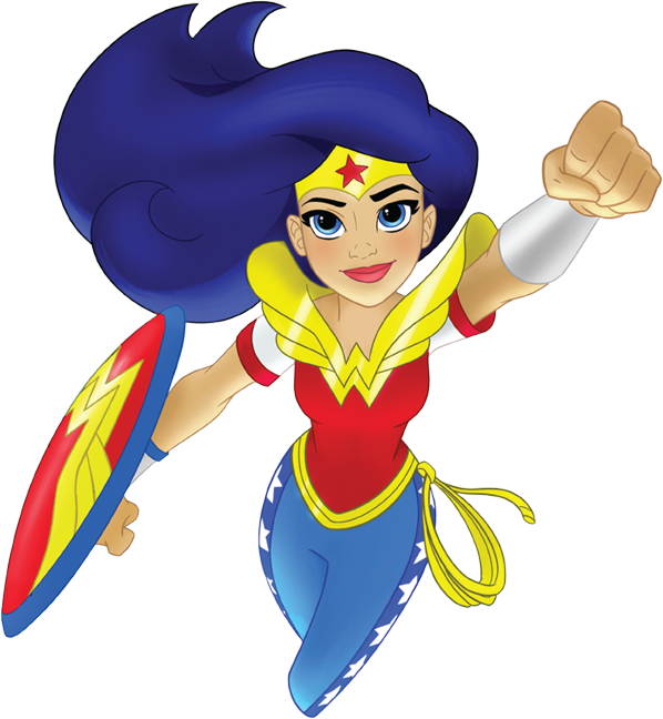 Wonder Woman Clipart 1