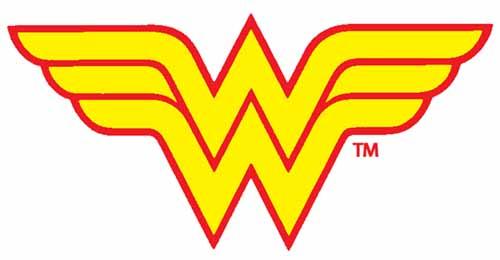 Wonder Woman Logo Clipart #1 - Wonder Woman Clipart