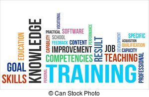 ... word cloud - training - A word cloud of training related... ...