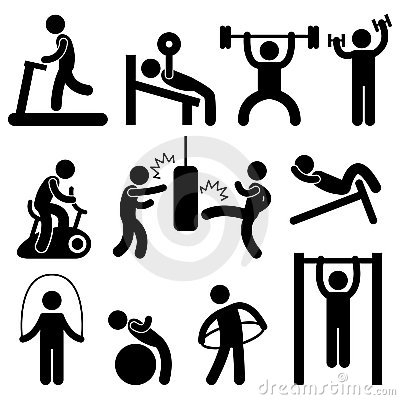Workout Stock Illustrations u2013 24,385 Workout Stock Illustrations, Vectors u0026amp; Clipart - Dreamstime