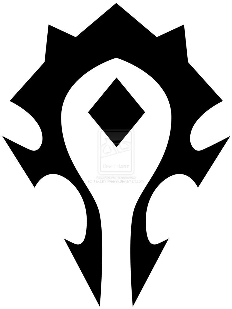 World of Warcraft Horde Logo Some of the best World of Warcraft Horde pics