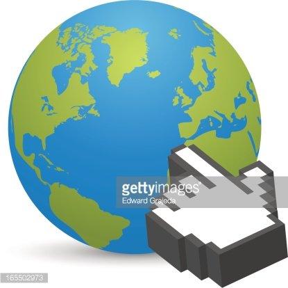 World Wide Web için oturum a - World Wide Web Clipart
