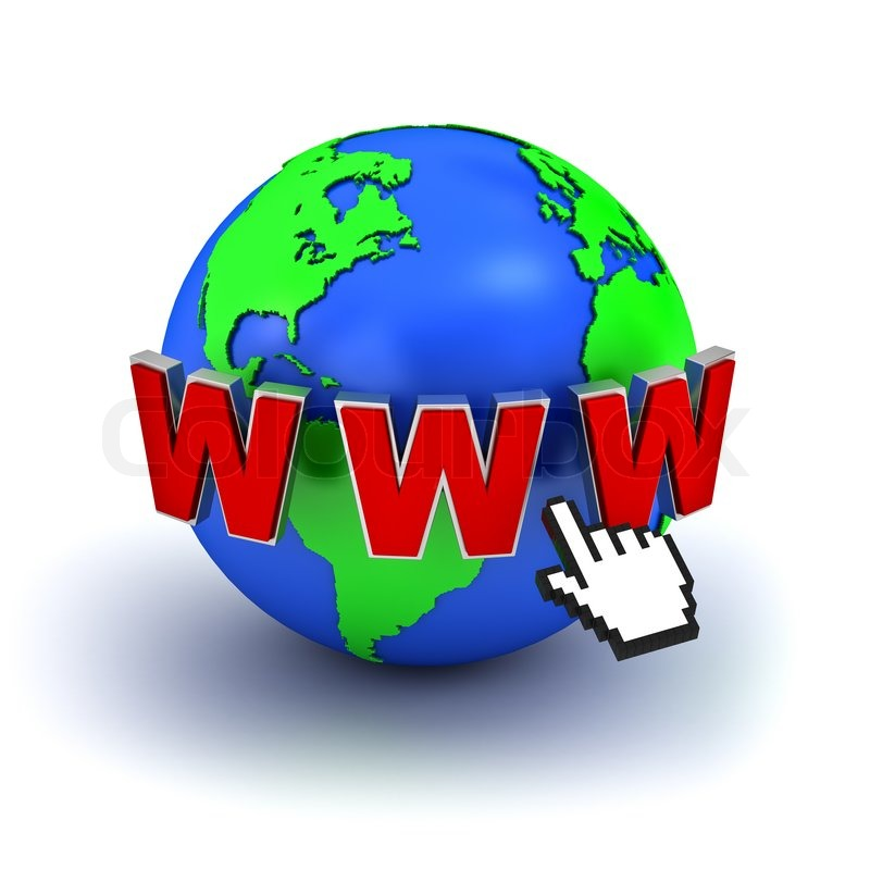 World wide web internet concept clipart hdclipartall.com