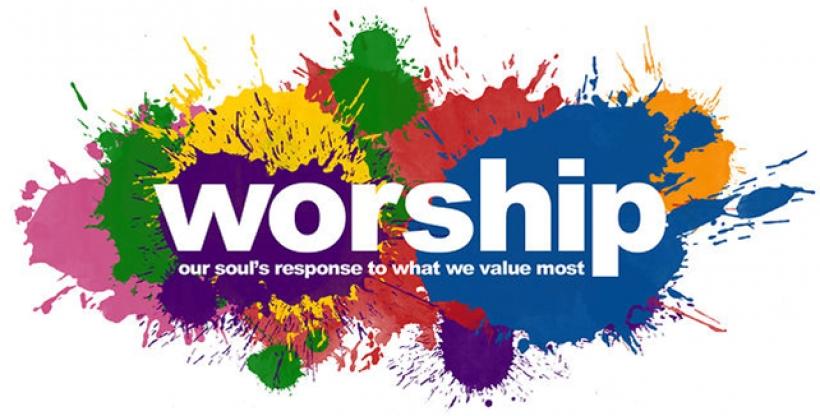 Worship Clip Art