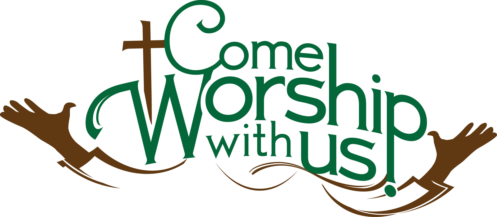 Worship Service Clipart