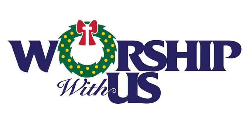 worship wreath clip-art