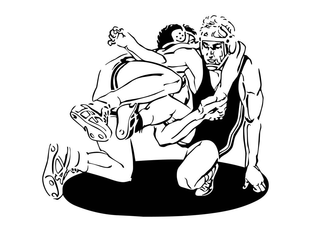 ... Wrestler Clipart   Free Download Clip Art   Free Clip Art   on .