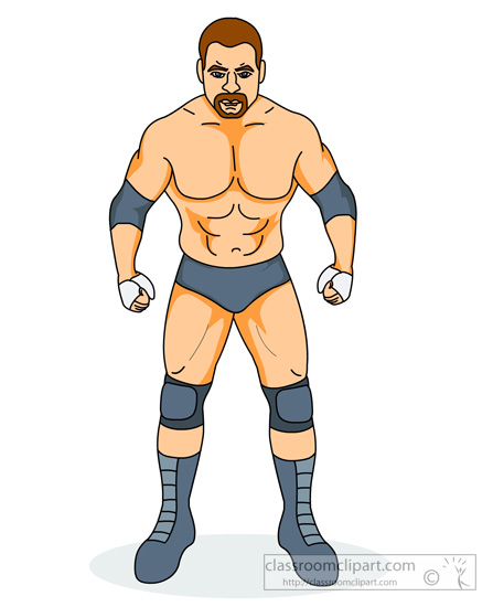 Wrestling Clipart Angry Looking Wwe Wrestler Clipart Classroom